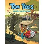 hardcover Tom Poes en de woelwater