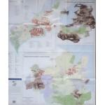 landkaart Rommeldam