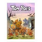hardcover met prent Tom Poes en het monster van de Hopvallei